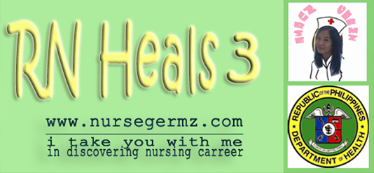 RN HEALS 3 REGION 7 (Cebu Province) SUCCESSFUL LIST OF APPLICANTS