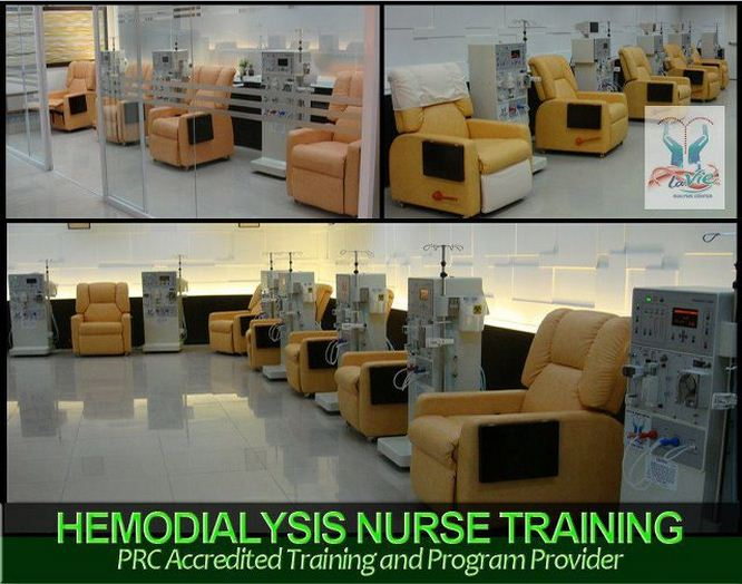 Hemodialysis Training, Primus review and training center