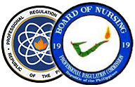 PRC Board of Nursing Philippines Logo
