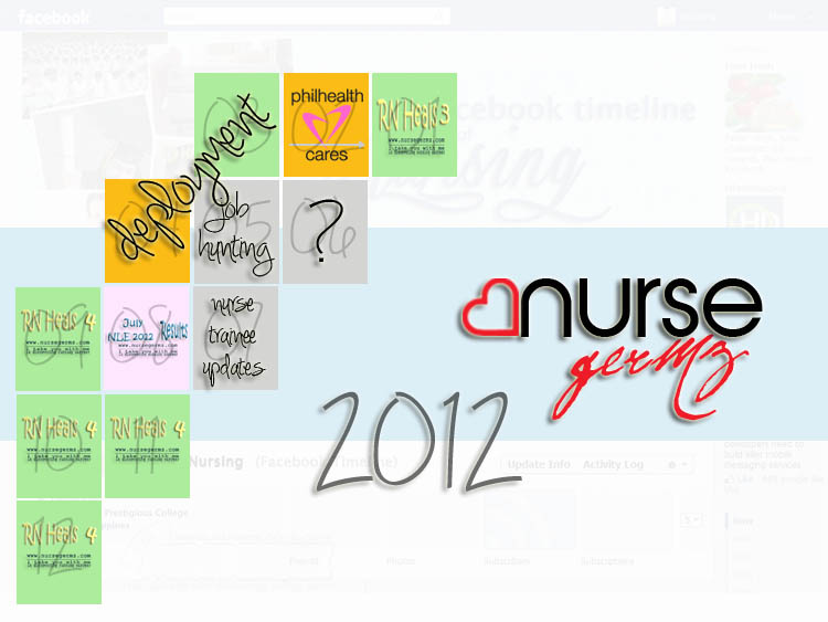 A Nurse's 2012 Year End Review by Nurse Germz