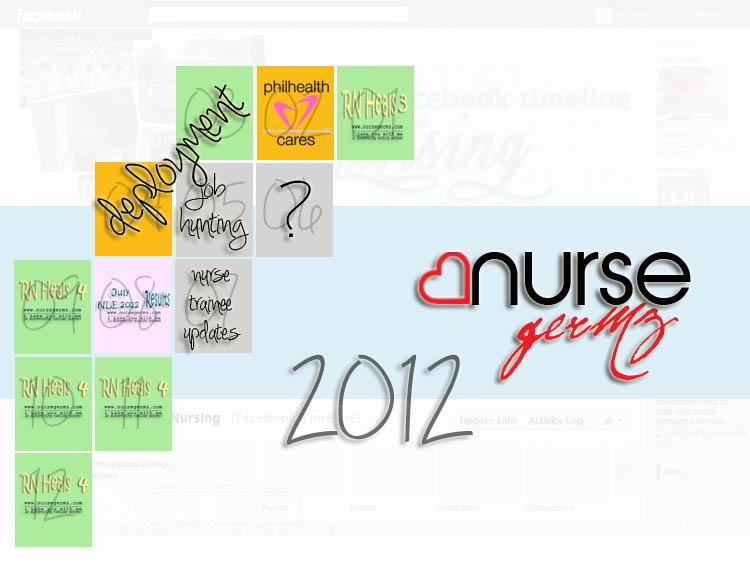 A Nurse's 2012 Year End Review by Nurse Germz
