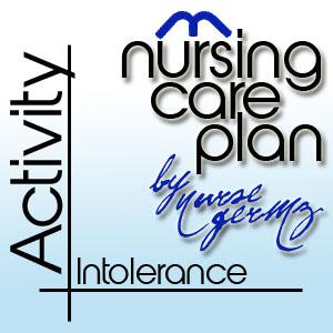 Activity Intolerance, NCP