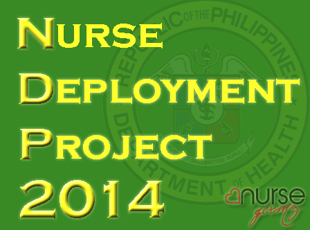 328 Nurses for NDP 2014 Region 10 Successful Applicants