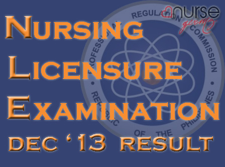 NLE Result December 2013 To Be Released On January 2014