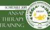 ANSAP IV theryapy training