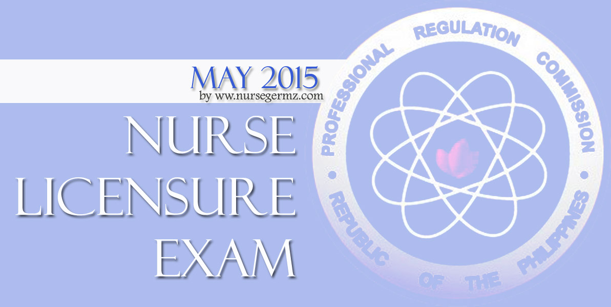 May 2015 NLE Result: Z