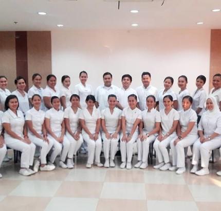 nurse, staff nurse
