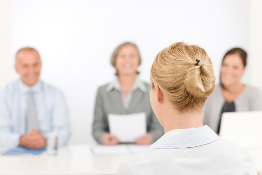 nurse job interview