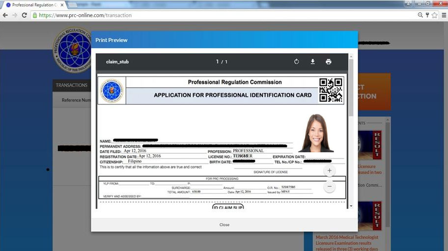 how to renew prc license for nurses