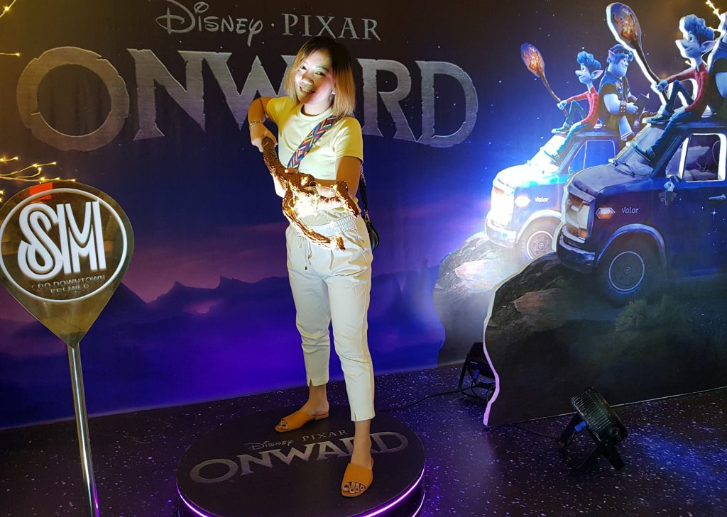 Pixar Onward