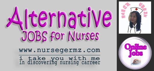 Online Jobs Alternative Jobs For Nurses Nurse Germz