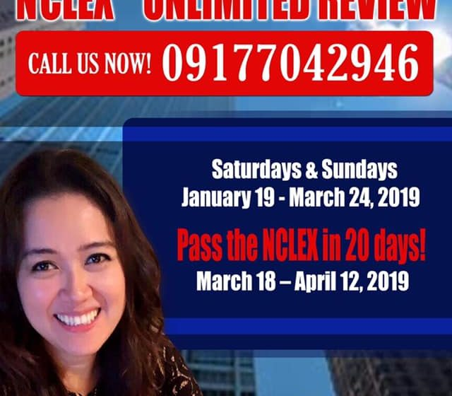 3 Things Why You Should Review for NCLEX at Techno Intellect Review Center, Cagayan de Oro